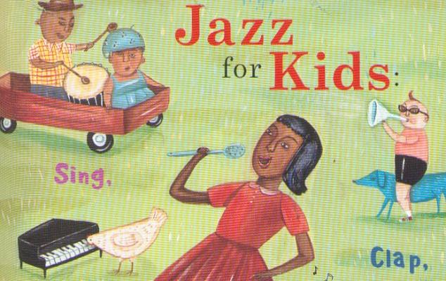Джаз для детей фото