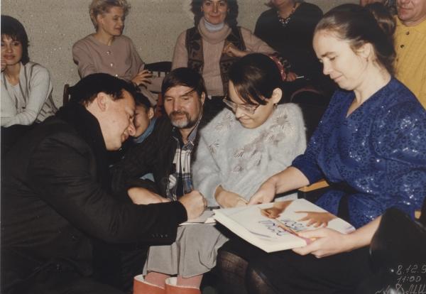 081296 ДМШ4 Спиваков, Колесов, Лариса, мама