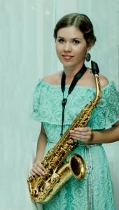 Валерия Сорокина (саксофон)